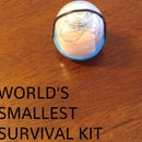 Worlds smallest survival kit