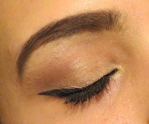 Warm Daytime Eye Makeup Look!
