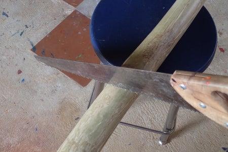 Cut the Bamboo!