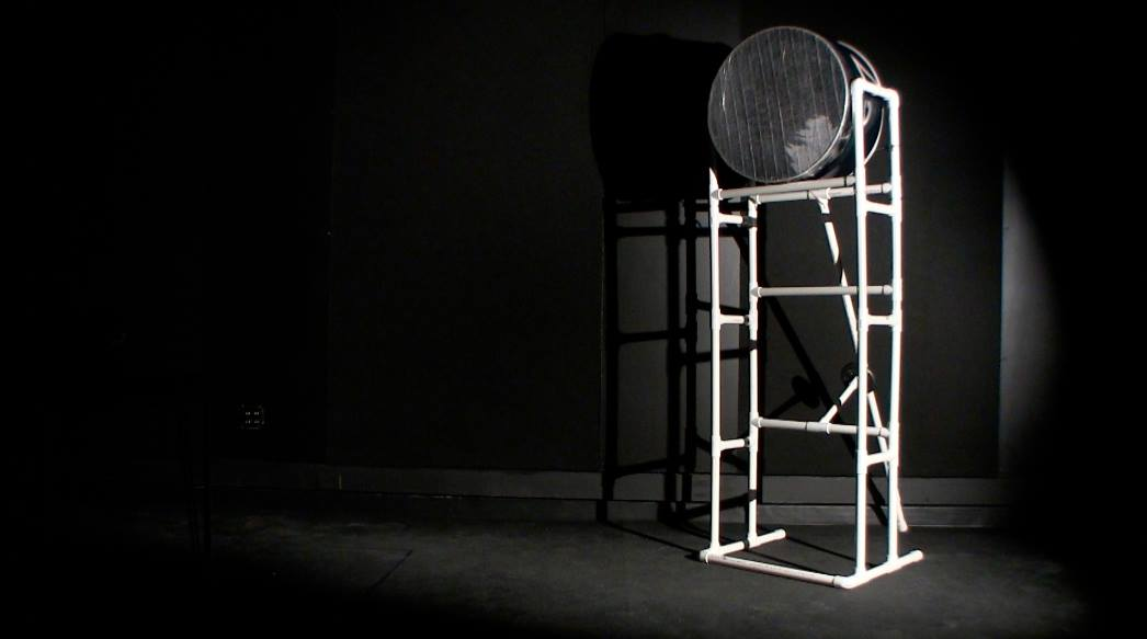 Picture of PVC Stand for Practice Odaiko