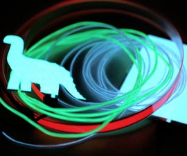 Intro to EL (Electroluminescent) Wire