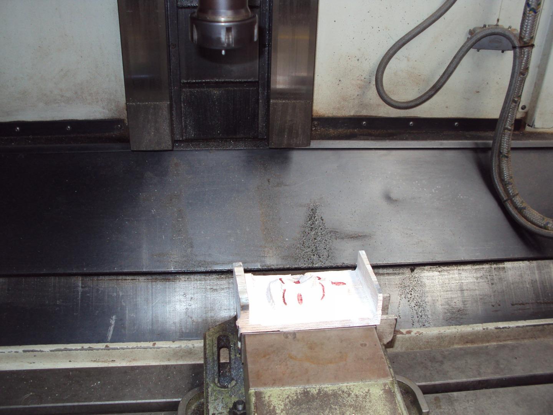 Picture of MACHINE IN CNC KONDIA B1000