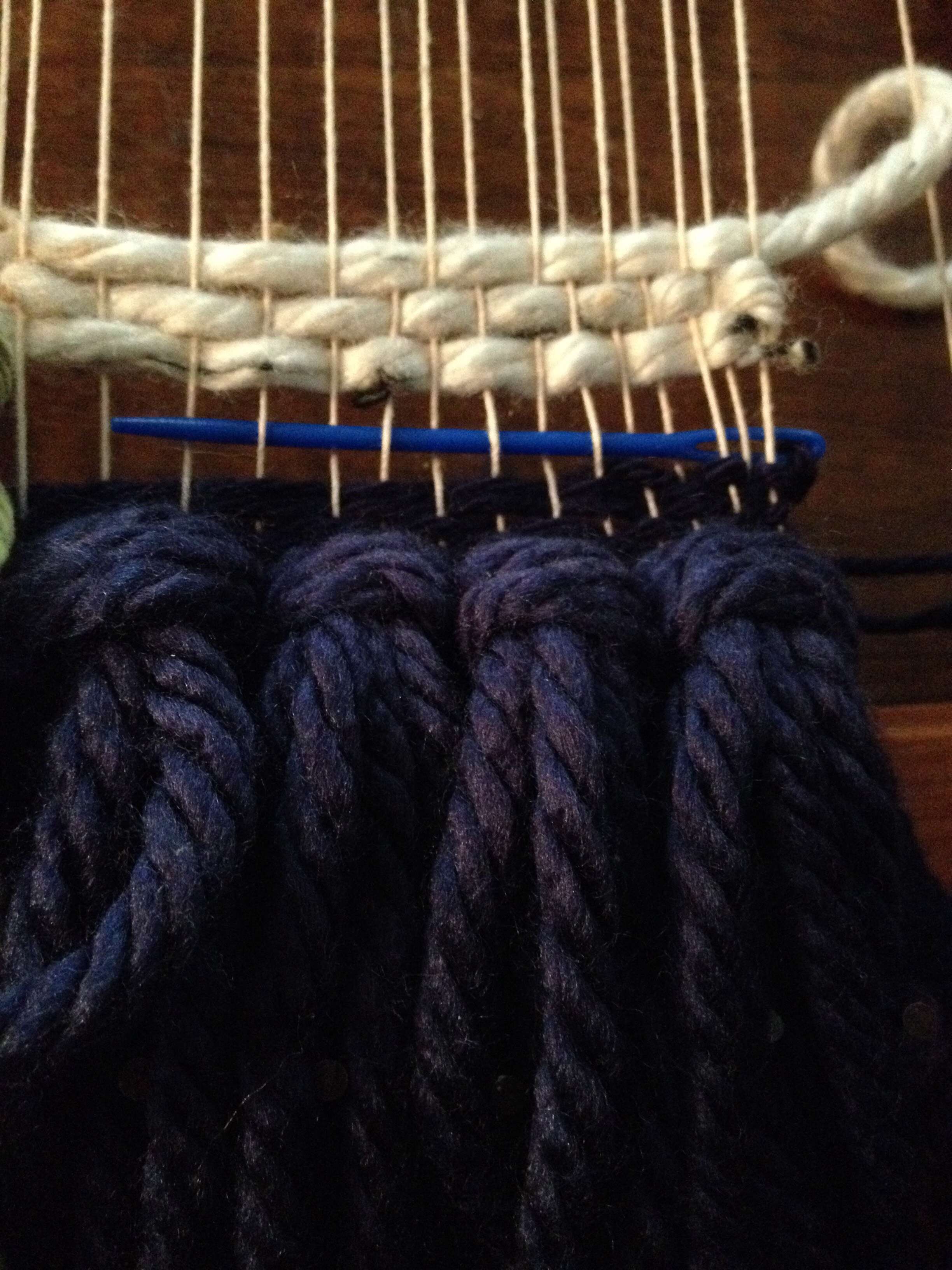 Picture of Weaving After the Large Knot