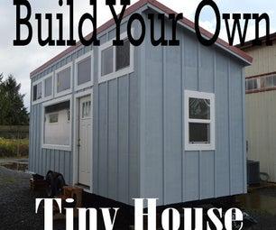 Tiny House Series: Pt. 1 Exterior