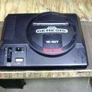 Sega Genesis Model 1 Region Modification