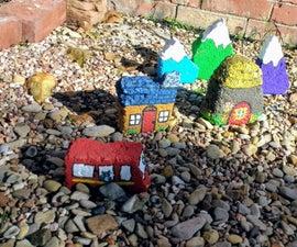 Rock House Inspired by Daniel Tiger's Neighborhood