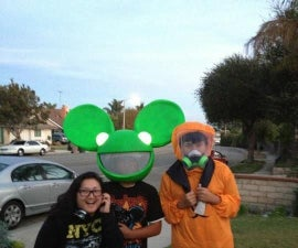 Deadmau5 Head  >Project Title Goes Here<