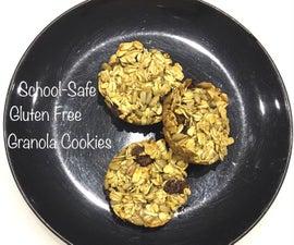 School Safe Granola Bar Alternatives