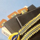 Make Fancy Hand Woven Bookmarks!