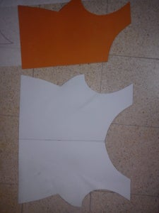 Making the Front Pattern