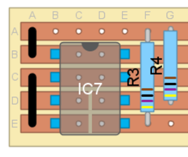 Simple EEPROM Module for Arduino or other microcontroller