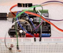 Light-Dependent Servo: Automate Any Bedside Lamp!