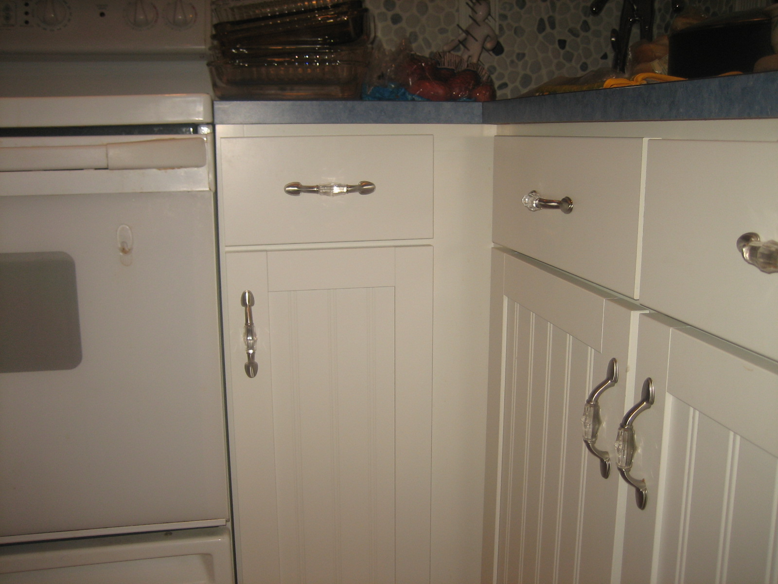 Picture of REPLACING DRAWER FACES
