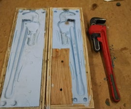 Silicone Box Mold for Prop Making