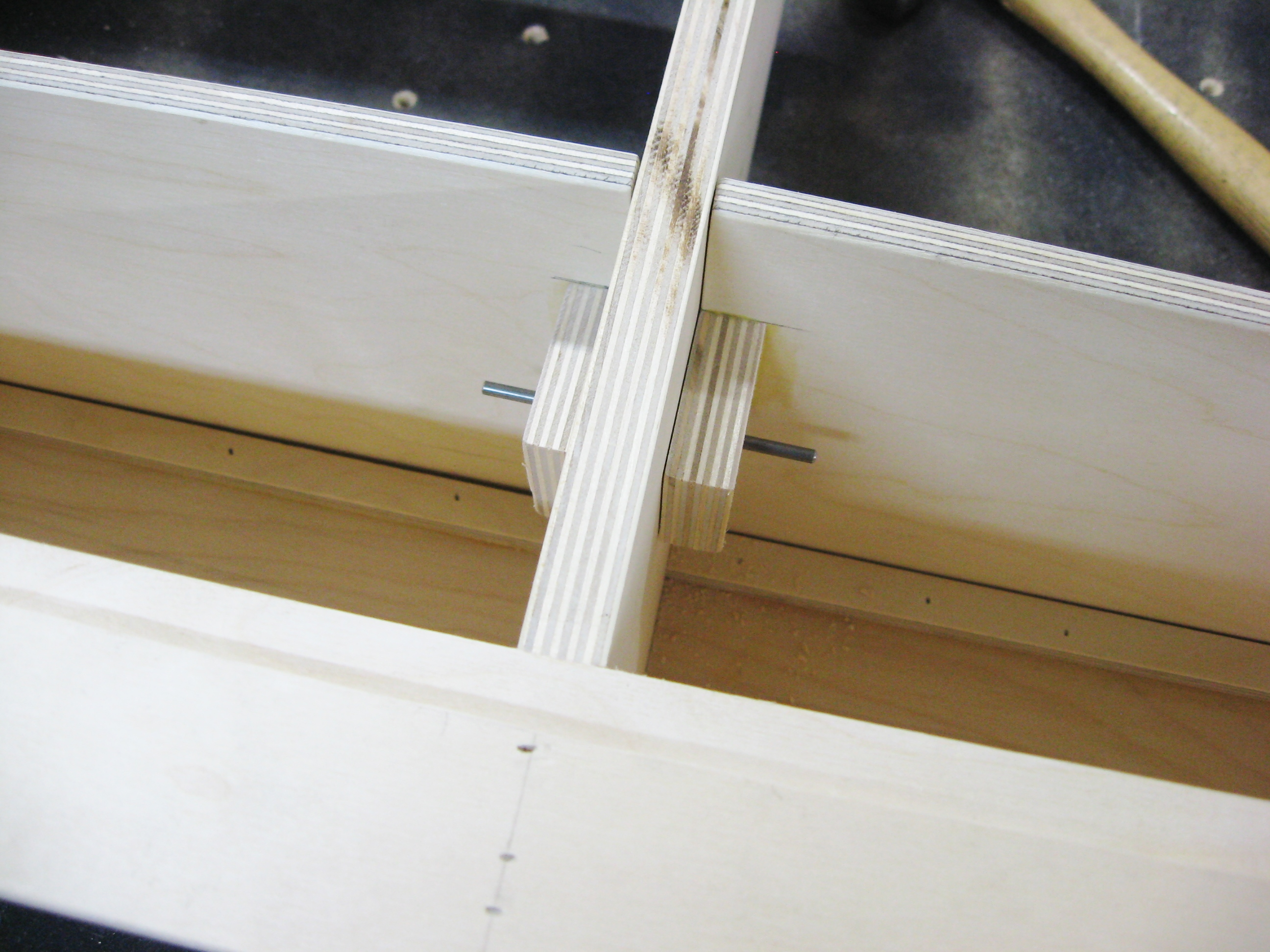 Picture of Install Hinge Pins