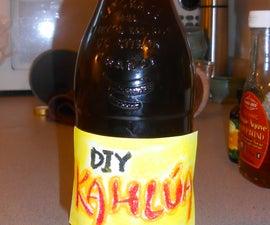 Make Your Own Kahlua!