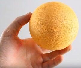 How to Make a Foam Spheres Machine
