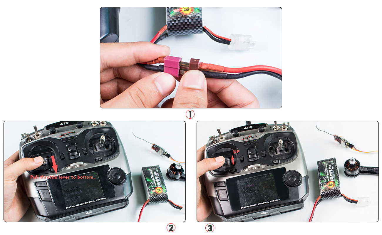Picture of Correct Motors Wiring