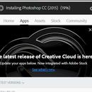 Reinstalar una version previa de una aplicacion de Adobe Creative Cloud