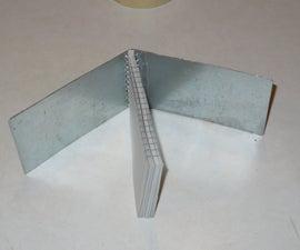 Steel Spiral Bound Memo Pad