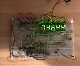Reaction Speed Timer