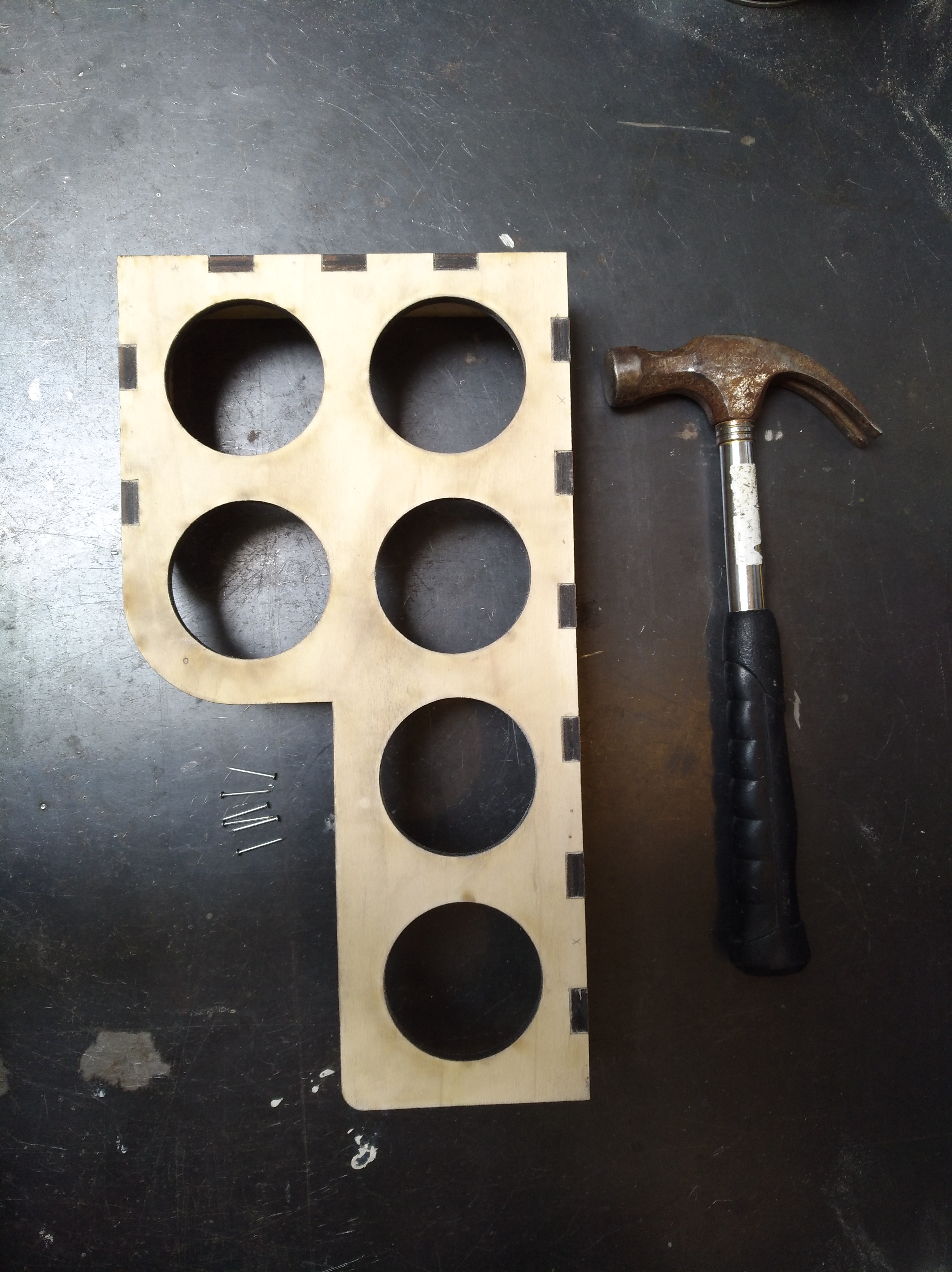 Picture of Assemble the Nails