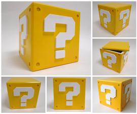 Super Mario Odyssey: Question Block Box!
