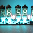 IV-11 VFD Tube Clock Assembly Guide