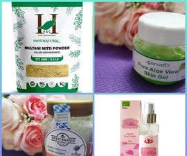Face Mask With Natural Ingredients and Its Benefits