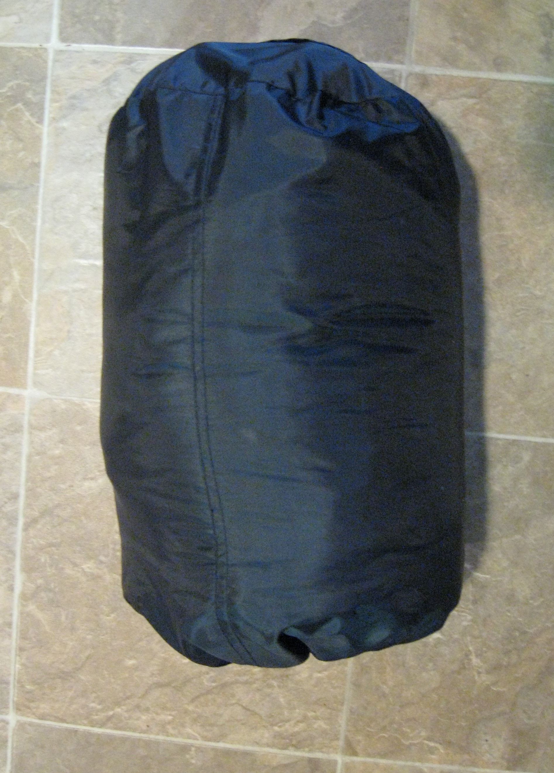 Picture of A Pillow or Sleeping Bag Or...