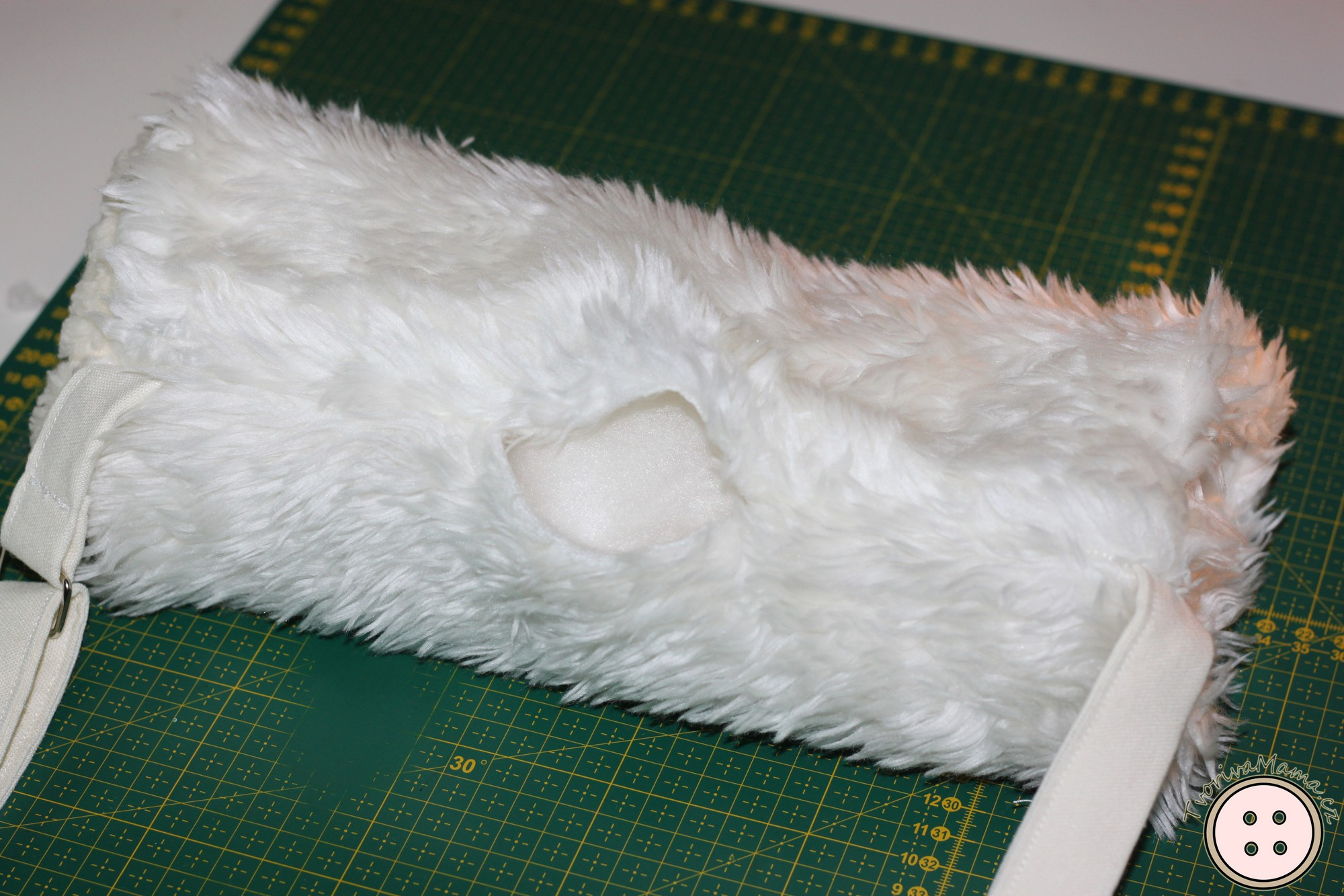 Picture of Shaping It and Attaching the Strap