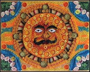 TRIBUTE TO SUN GOD FOR a GLORIOUS SUMMER