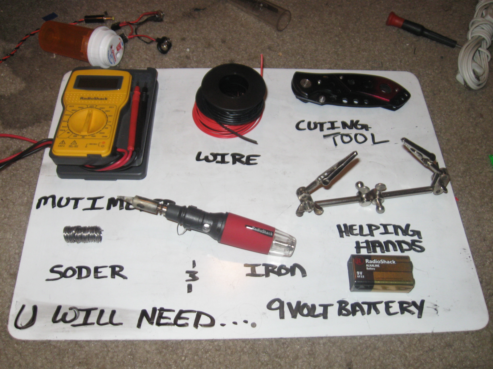 Picture of Get Your Tools