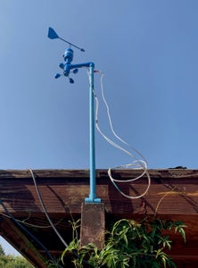 How to Build Your Own Anemometer Using Reed Switches, Hall Effect Sensor and Some Scraps on Nodemcu - Part 2 - Software