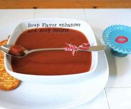 Flavor Enhancers and soup coolers