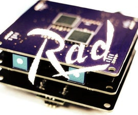 RadSense - A Rad SolidState Gamma Radiation Detector
