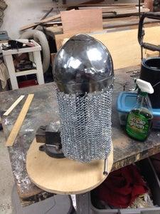 Steel Viking Helmet
