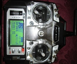 RC Transmitter $5 Battery Pack