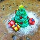 Easy Edible Christmas Tree Decoration