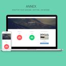 Annex, an Arduino Yun Garage Monitor