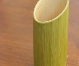 Clean, Chic Bamboo Cups