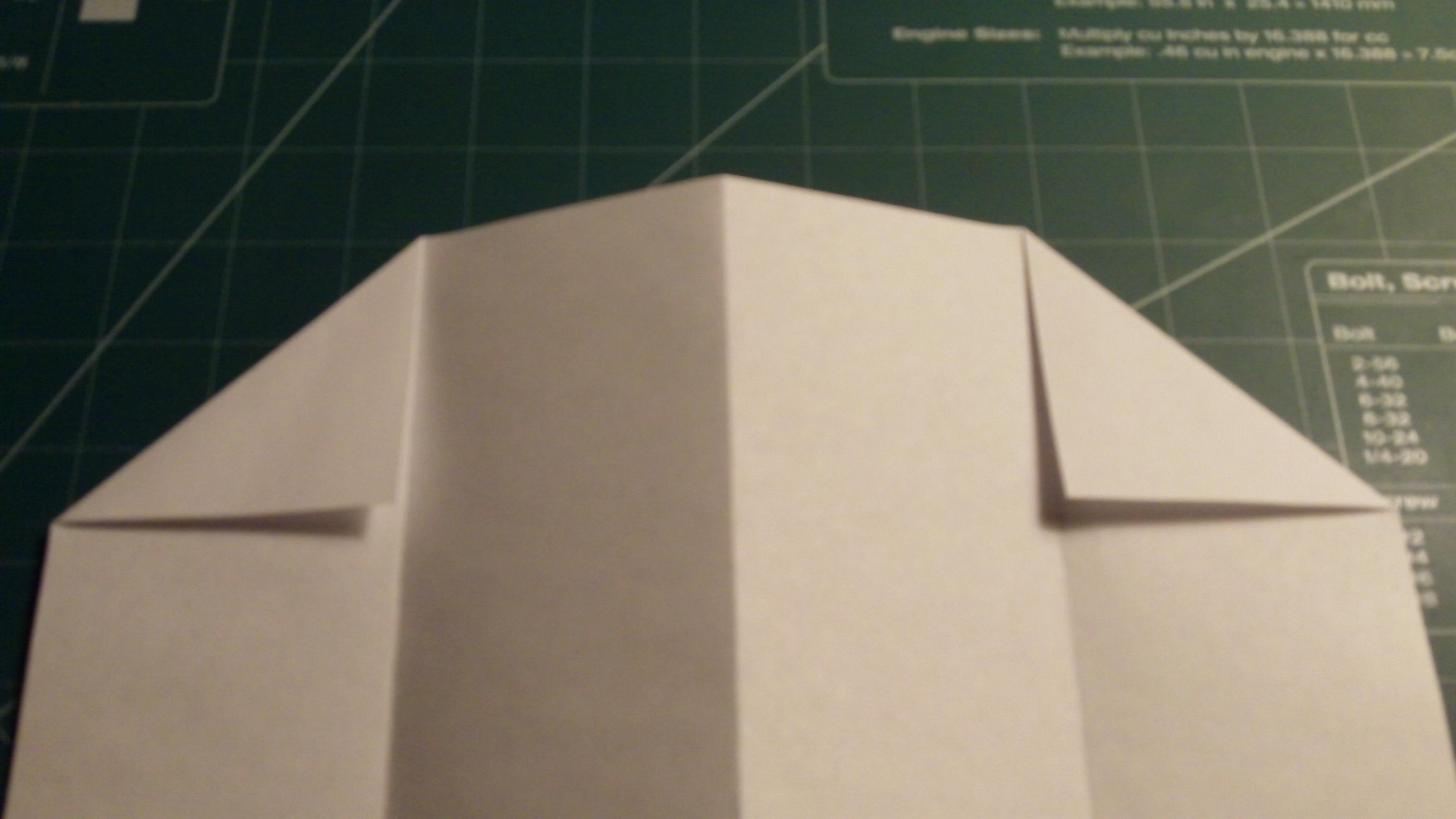 Picture of Corner Folding