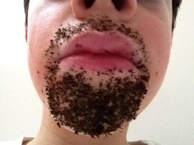 Give Yourself a Mustache/Beard