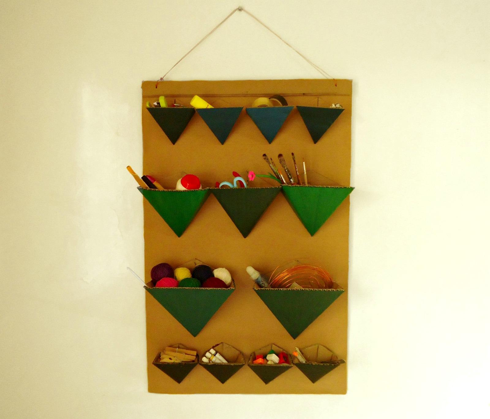 Picture of DIY Geometric Organizers
