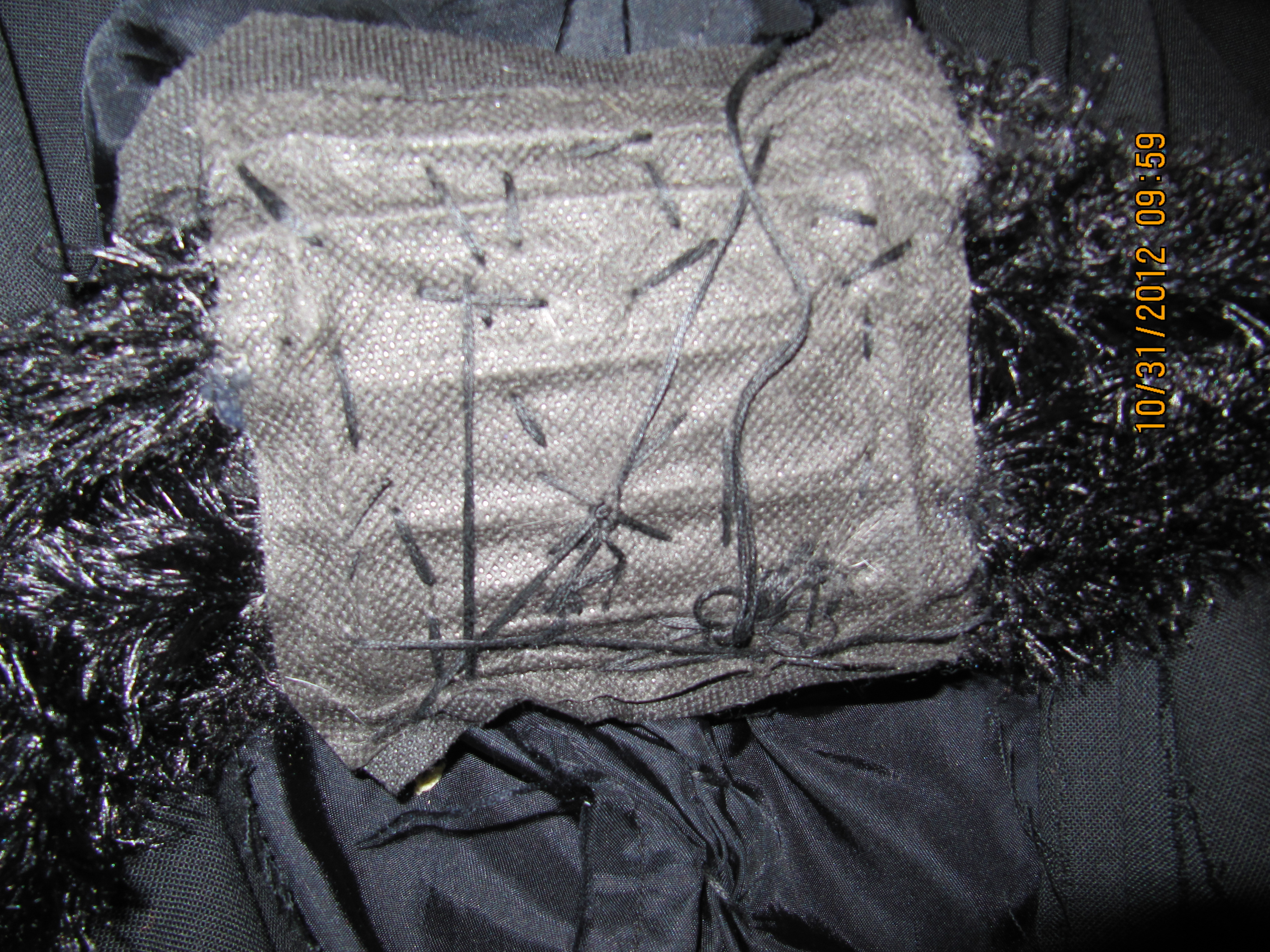 Picture of Building the Jacket