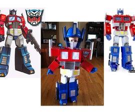 Optimus Prime (G1) Costume