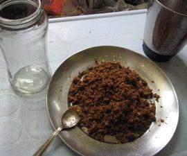 How to Make Coconut Tamarind Spice Powder