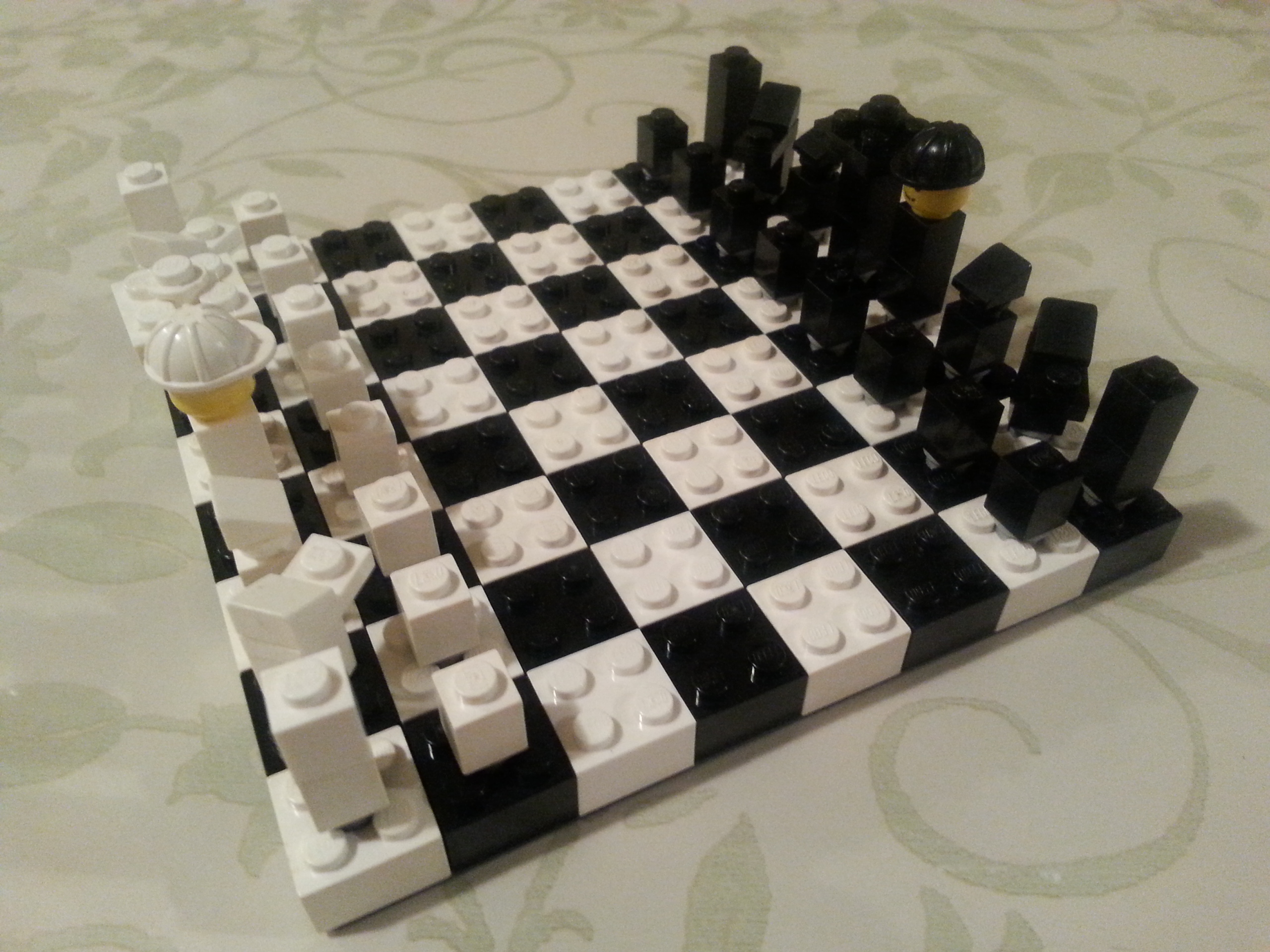 Picture of Ready for a Game of Chess!