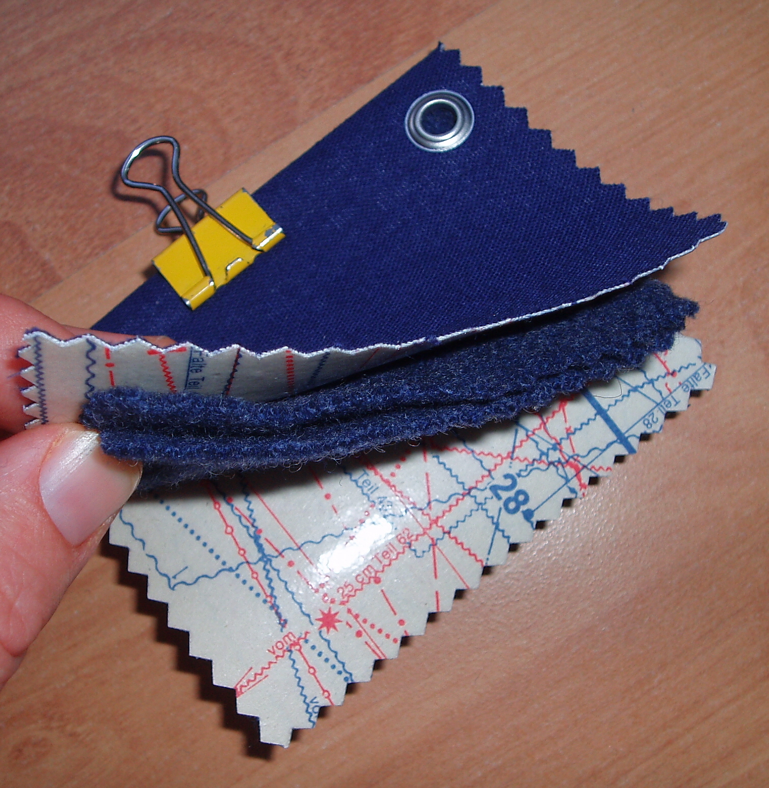 Picture of Create Clip-on Needle-case