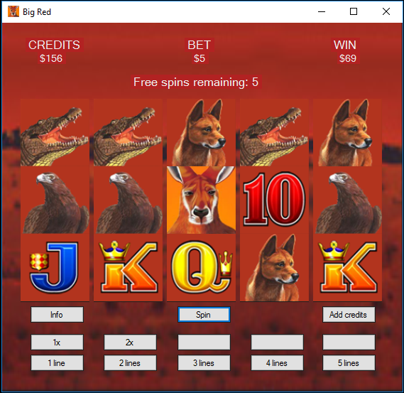 Picture of C# Slot Machine in 15minutes